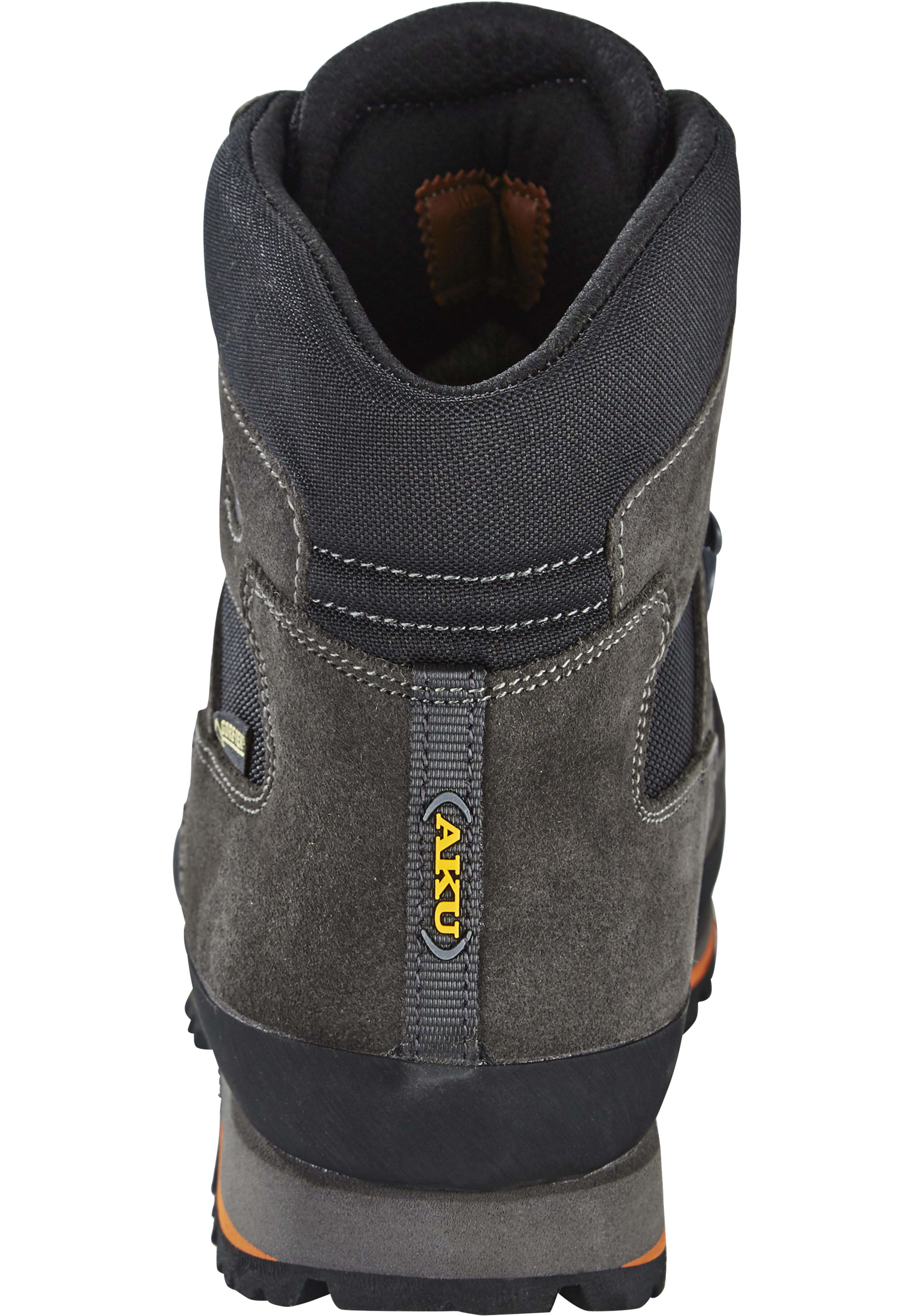 26557989648b0 AKU Conero Scarpe Uomo Shoes Men grigio nero su Addnature